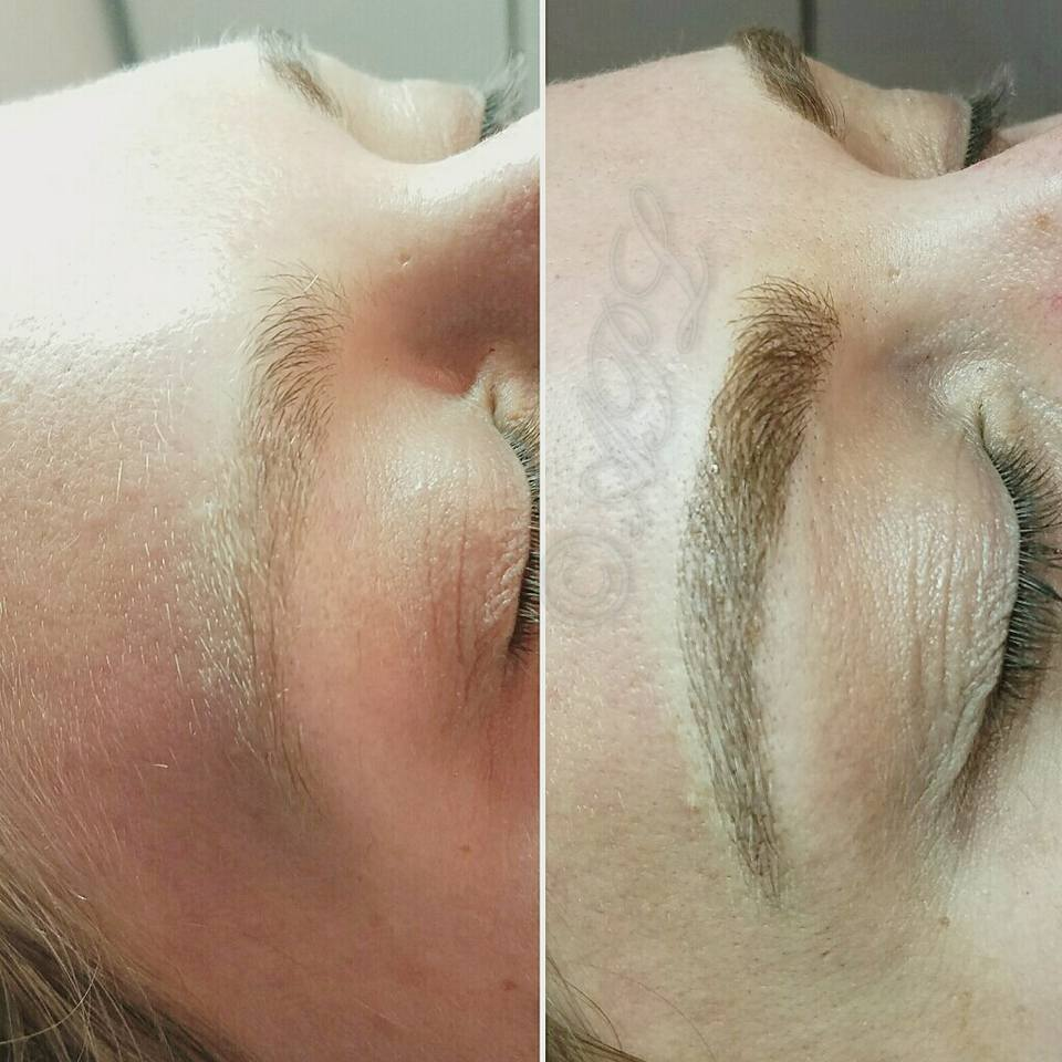 Microbladed Brows - A Perfect Look Maui