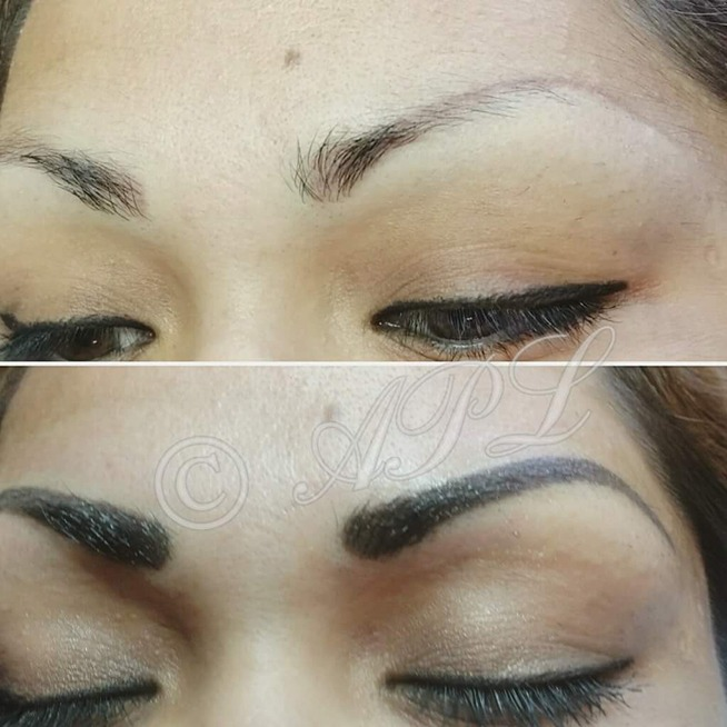 Permanent Softap Powderfill Brows 1 Permanent Makeup