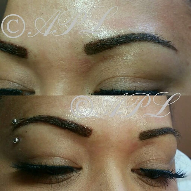 Permanent Softap Powderfill Brows 2 Permanent Makeup